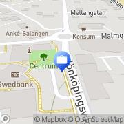 Karta Dina Försäkringar Sydost Habo, Sverige
