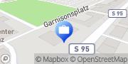 Karte AOK PLUS - Filiale Kamenz Kamenz, Deutschland