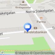 Karta Handelsbanken Kristinehamn, Sverige