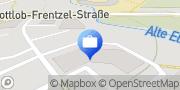 Karte AOK PLUS - Filiale Hoyerswerda Hoyerswerda, Deutschland