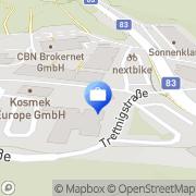 Karte Kärntner Sparkasse AG Klagenfurt, Österreich