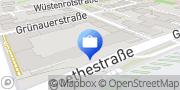 Karte UNIQA GeneralAgentur Priglinger & Mildner OG Linz, Österreich