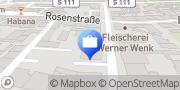Karte Lohi - Bautzen   Lohnsteuerhilfe Bayern e. V. Bautzen, Deutschland