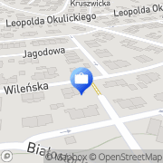 Mapa Sida Szczecin, Polska