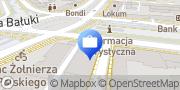 Mapa Provident Szczecin Szczecin, Polska