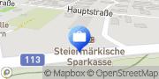 Karte Steiermärkische Bank u Sparkassen AG - Filiale Mautern Mautern in Steiermark, Österreich