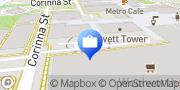 Map Service One Alliance Bank Woden Valley, Australia