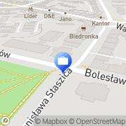 Mapa PKO Bank Polski. Bankomat Zgorzelec, Polska
