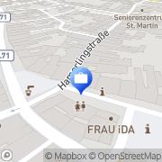 Karte Waldviertler Sparkasse Bank AG Zwettl Stadt, Österreich