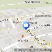 Mapa Siedlanowska Lucyna. Ubezpieczenia Świeradów-Zdrój, Polska