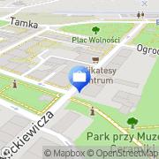 Mapa PKO Bank Polski. Bankomat Bolesławiec, Polska