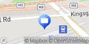 Map TLK Partners Kingsgrove, Australia