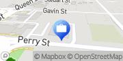 Map Regional Insurance Brokers Bundaberg West, Australia