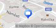 Map Allianz Velké Meziříčí Velké Meziříčí, Czech Republic