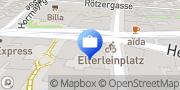 Karte Erste Bank – Filiale Hernals Wien, Österreich