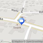 Mapa Bank Zachodni WBK. Bankomat Tarnowo Podgórne, Polska