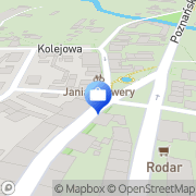 Mapa Partner Żmigród, Polska