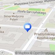 Mapa Multi Poznań, Polska