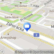 Map Allianz - Slovenská poisťovňa a.s. - SPEVÁK JOZEF Malacky, Slovakia