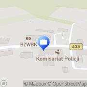Mapa Bank Zachodni WBK S.A. 1 Oddział Niemodlin, Polska