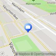 Karta A. Shamloo Sollentuna, Sverige