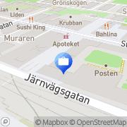 Karta Swedbank Sundbyberg, Sverige