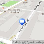 Karta Bredin-Konsult Stockholm, Sverige