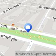 Karta Percensor AB Stockholm, Sverige