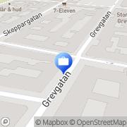 Karta Thomas Lahti Ekonomitjänst Stockholm, Sverige