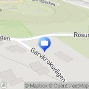 Karta Stefan Forsberg Consulting AB Saltsjöbaden, Sverige