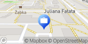Mapa PILFINANSE  Danuta Pilarska Toruń, Polska