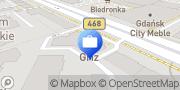 Mapa As Arkadiusz Stenka Gdańsk, Polska