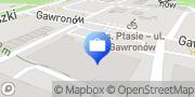 Mapa Provident Katowice Katowice, Polska