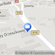 Mapa Bank Spółdzielczy. II Oddział Malbork, Polska