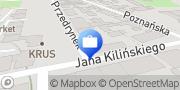 Mapa Provident Łęczyca Łęczyca, Polska