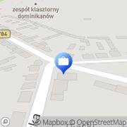 Mapa Bank Spółdzielczy w Żytnie. Oddział Gidle, Polska