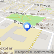 Mapa Bank Zachodni WBK S.A. Bankomat Sierpc, Polska