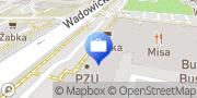 Mapa Provident Kraków Kraków, Polska