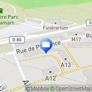 Carte de Credit Industriel et Commercial Vanves, France