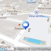 Carte de UBAF Group Holding (Panama) Paris, France