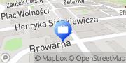 Mapa Provident Orneta Orneta, Polska