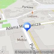Mapa STU Ergo Hestia S.A. Rawa Mazowiecka, Polska