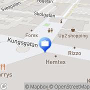Karta Faval Försäkringskonsult i Umeå Umeå, Sverige