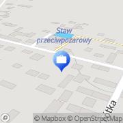 Mapa Bank Spółdzielczy w Jędrzejowie. Oddział Imielno, Polska