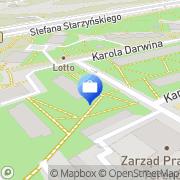 Mapa Trans Broker Sp. z o.o. Warszawa, Polska