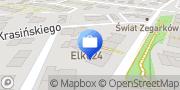 Mapa Provident Jasło Jasło, Polska