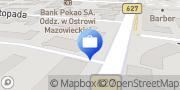 Mapa Provident Ostrów Mazowiecka Ostrów Mazowiecka, Polska