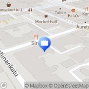 Kartta Open Door Oy Turku, Suomi