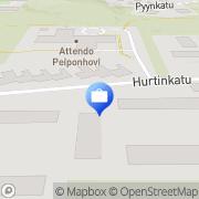 Kartta Alandia-Games Oy Ab Turku, Suomi
