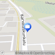 Kartta SKT Heiskanen Oy Turku, Suomi